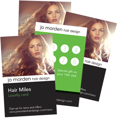 Hair miles