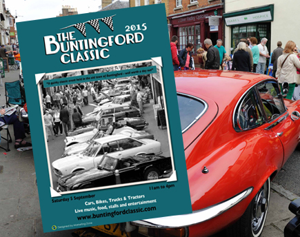 Buntingford Classic Car Show