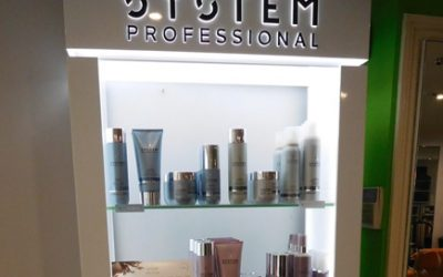 Happy hair with System Professional